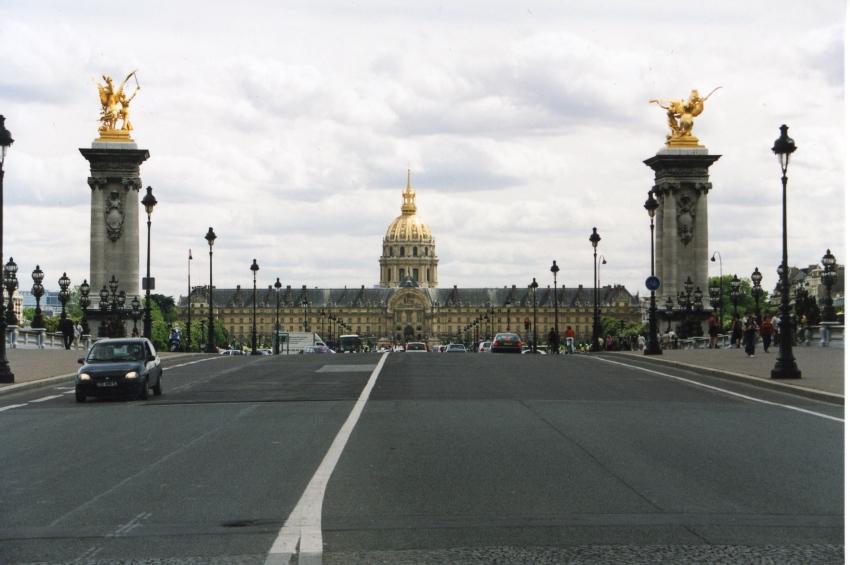 zobaczyć stolicę Francji