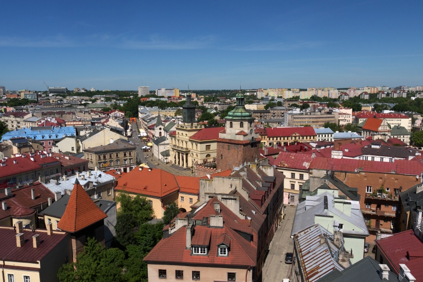 Lublin - panorama