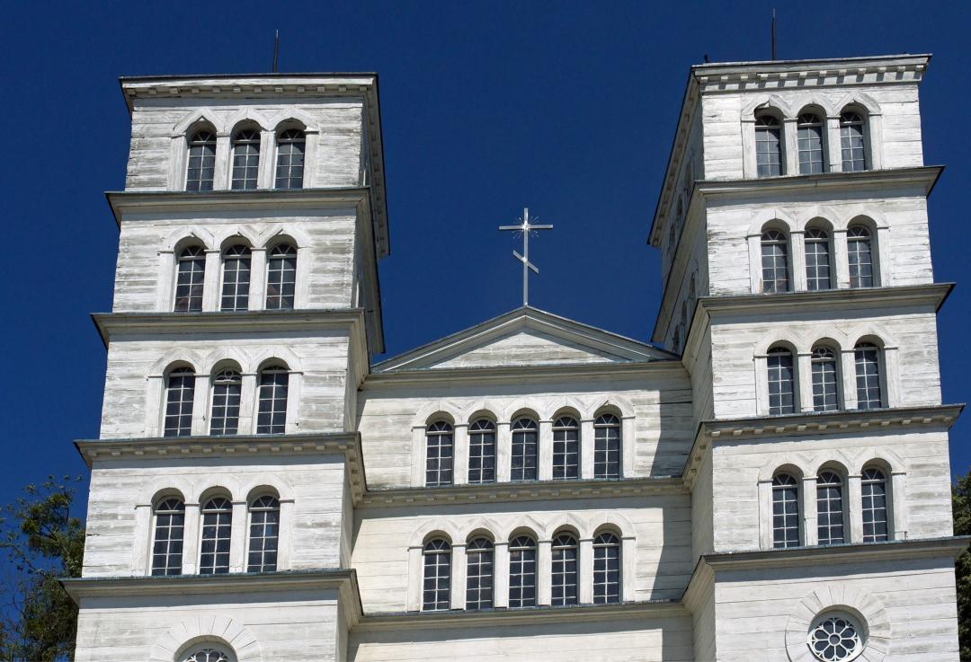 cerkiew Lidzbark Warmiński