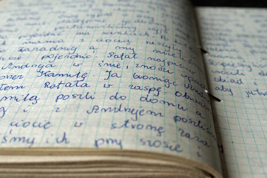 zapisane notatki