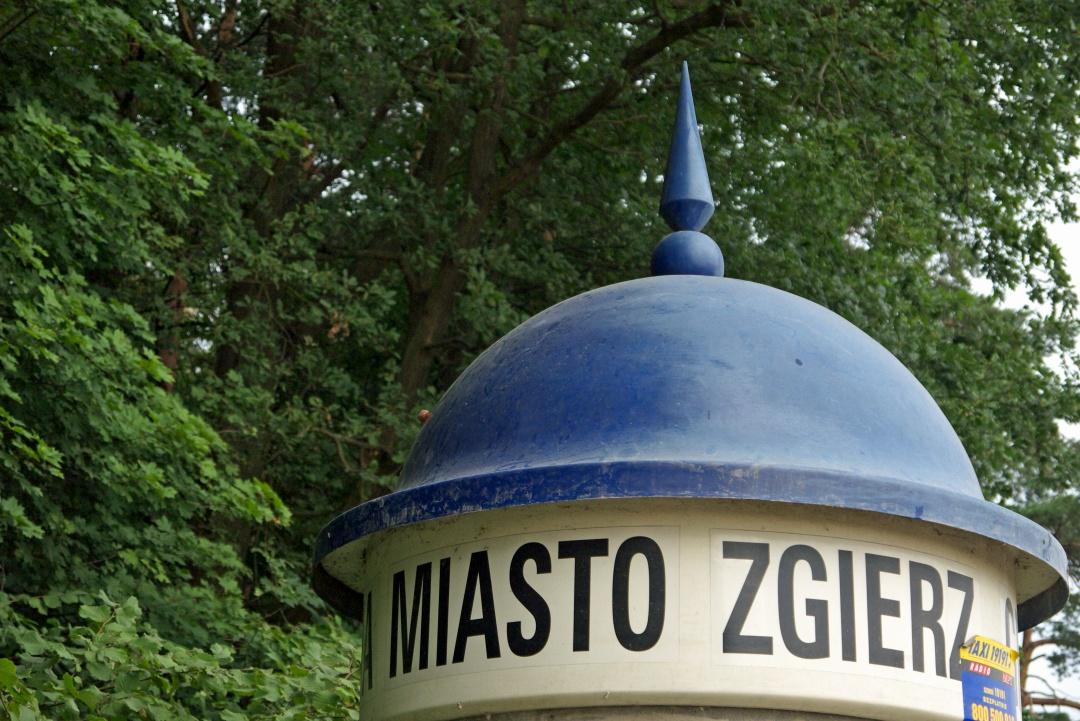 Okolice Łodzi. Zgierz