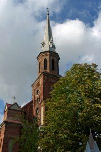 Mariawicki kościół w Lipce