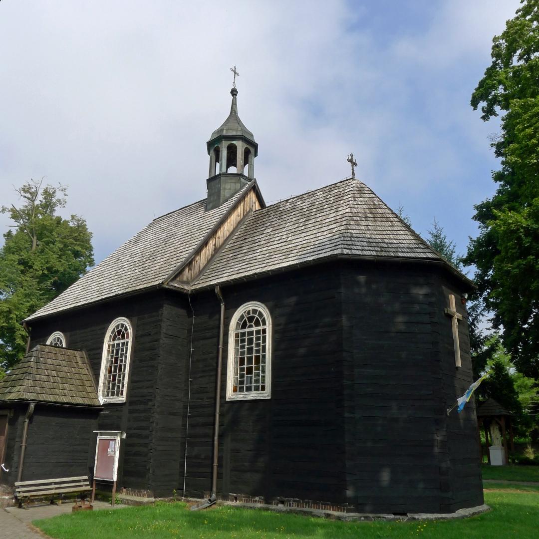Kościół w Rychłocicach