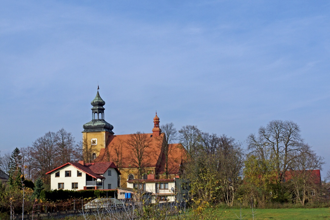 Kościół w Burzeninie
