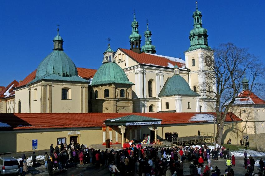 Klasztor Bernardynów w Kalwarii Zebrzydowskiej