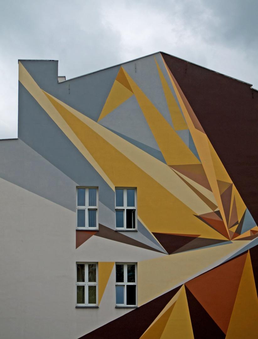 szlakiem łódzkich murali