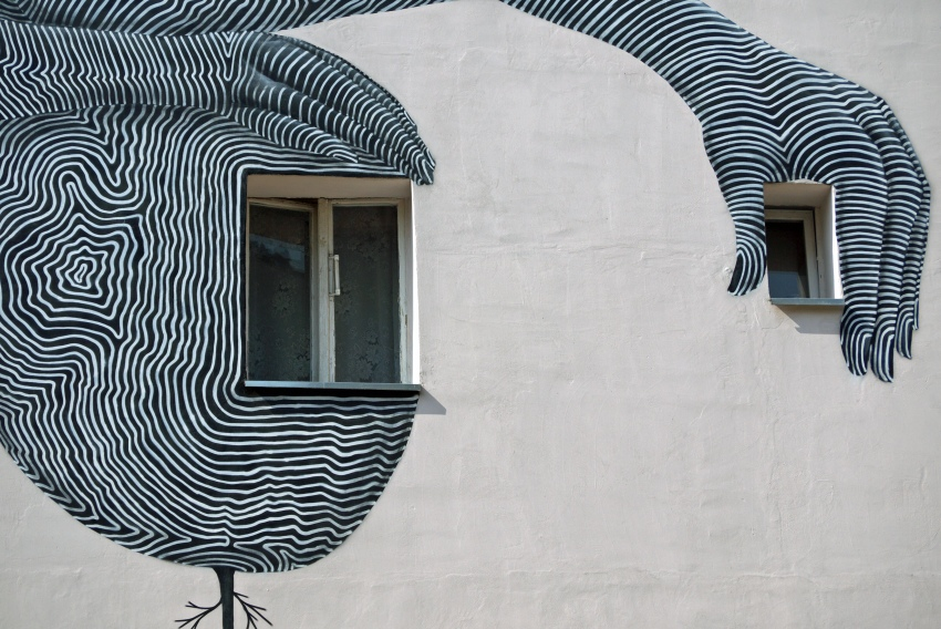 Murale łódzkie po raz drugi