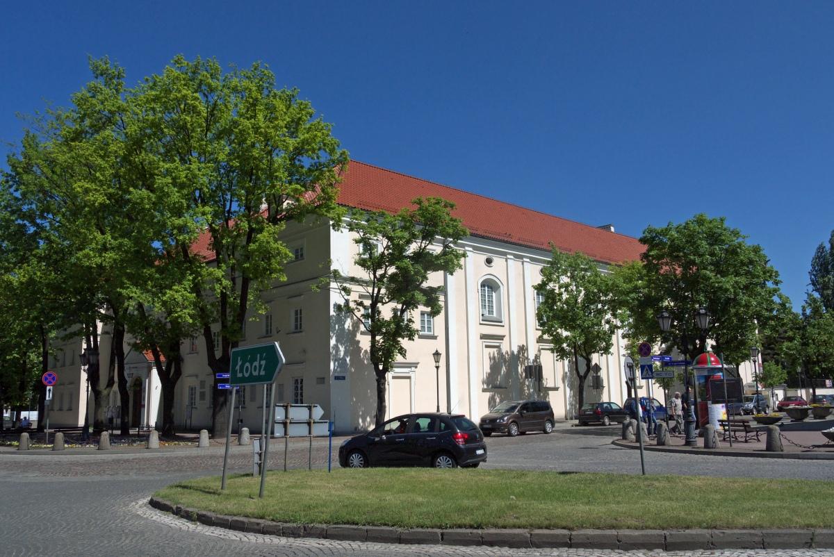 Muzeum ludowe w Łowiczu