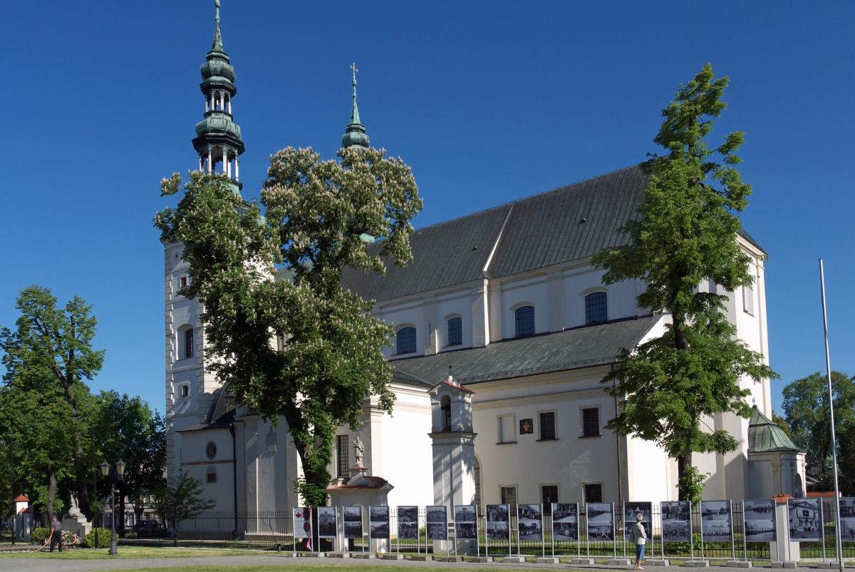 kolegiata w Łowiczu