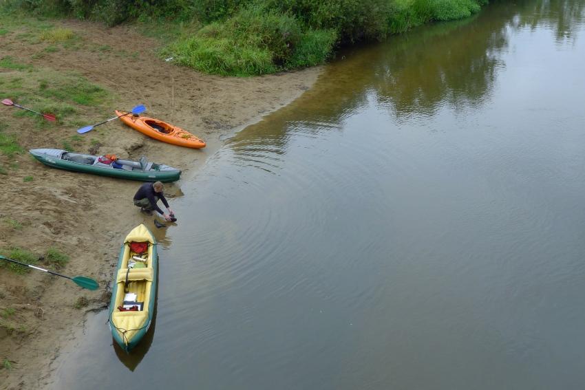 gdzie na kajak - rzeka Widawka