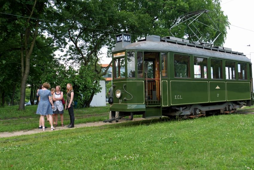 Prywatny tramwaj Sanok