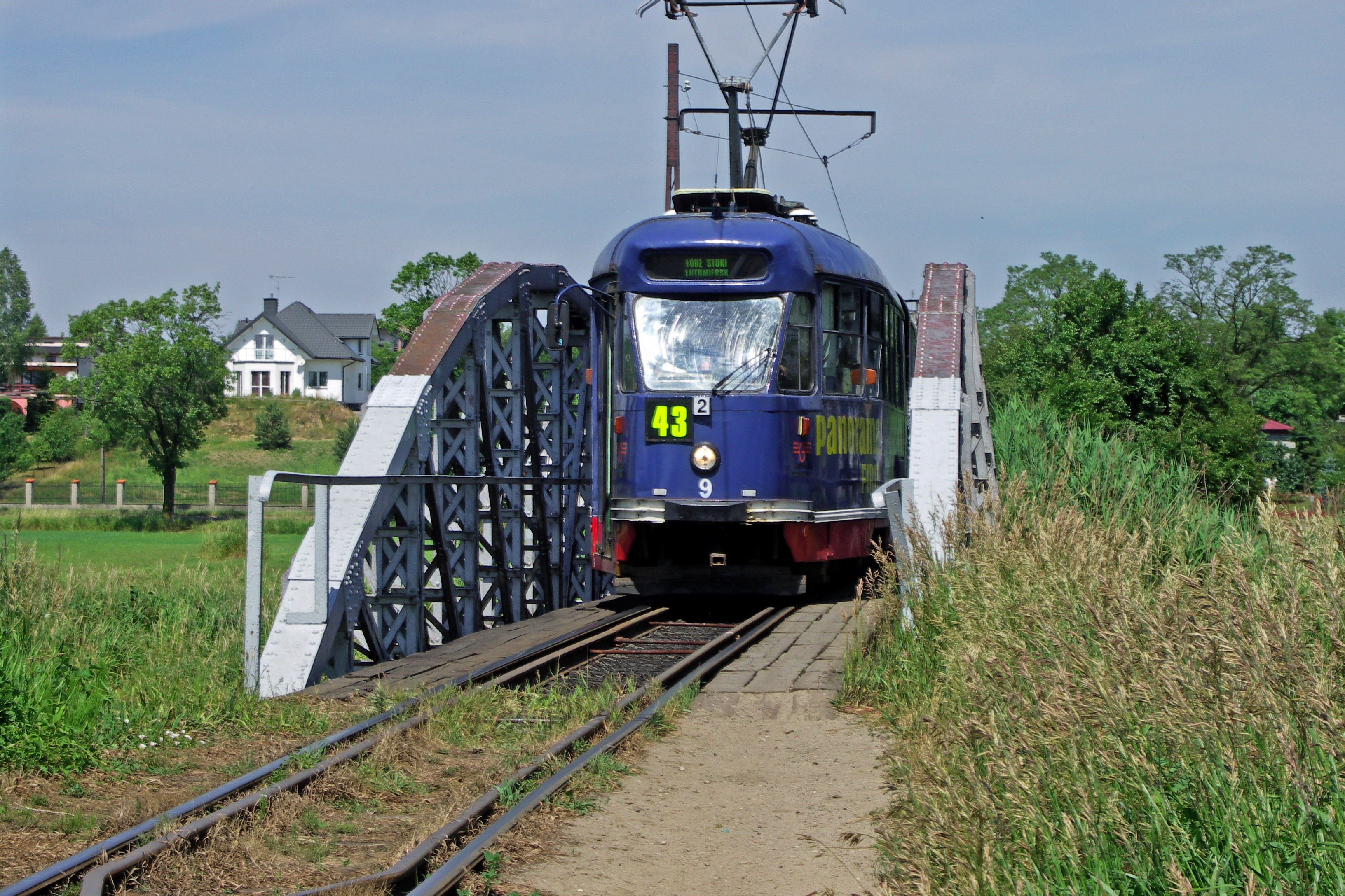 Lutomiersk tramwaj
