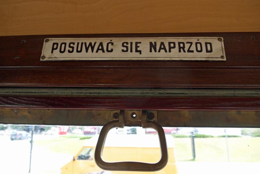Zabytkowe łódzkie tramwaje. Współczesna podróż do przeszłości