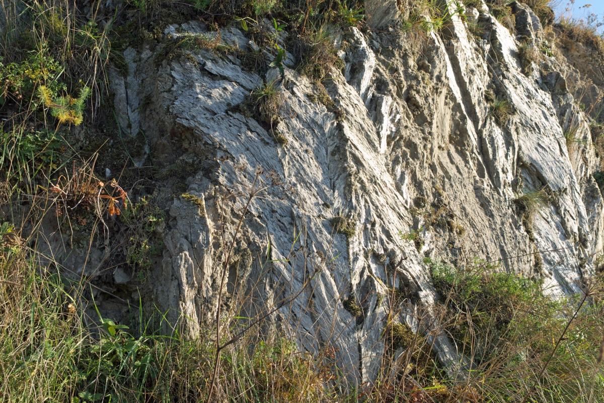 Gipsowe skały atrakcje Ponidzia