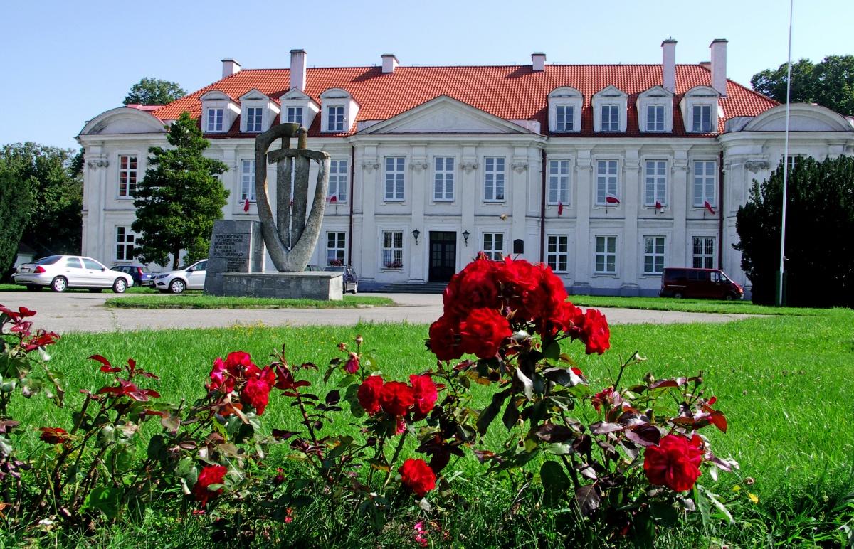 Pałac w Wolborzu