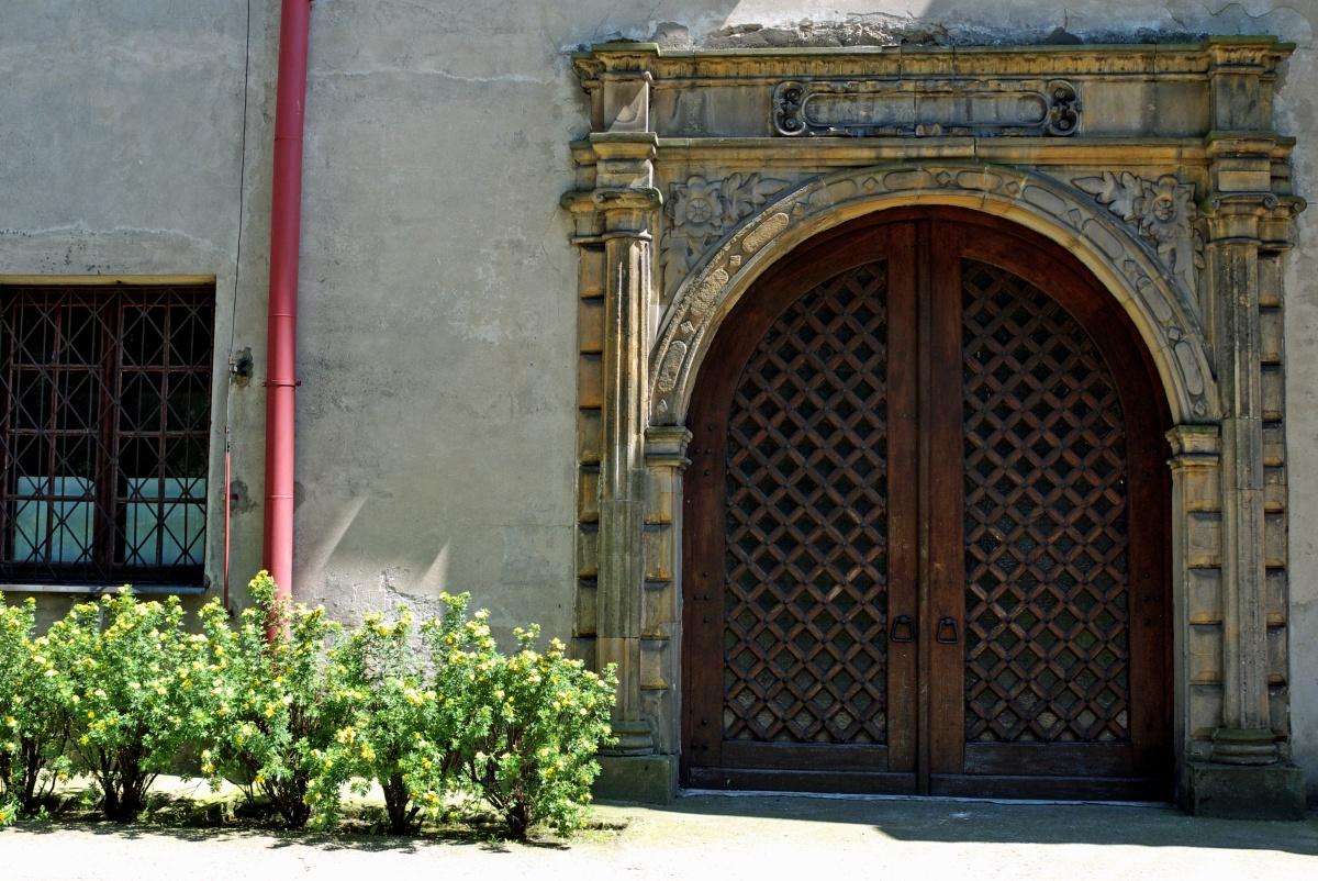 Pałac w Bykach (Piotrków Trybunalski)