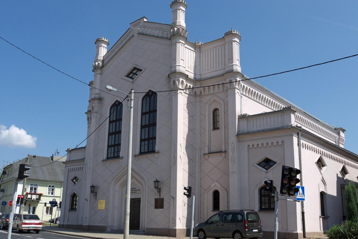 Synagoga w Piotrkowie Trybunalskim