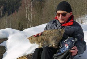Zapisany rozdział – na nartach z tatą