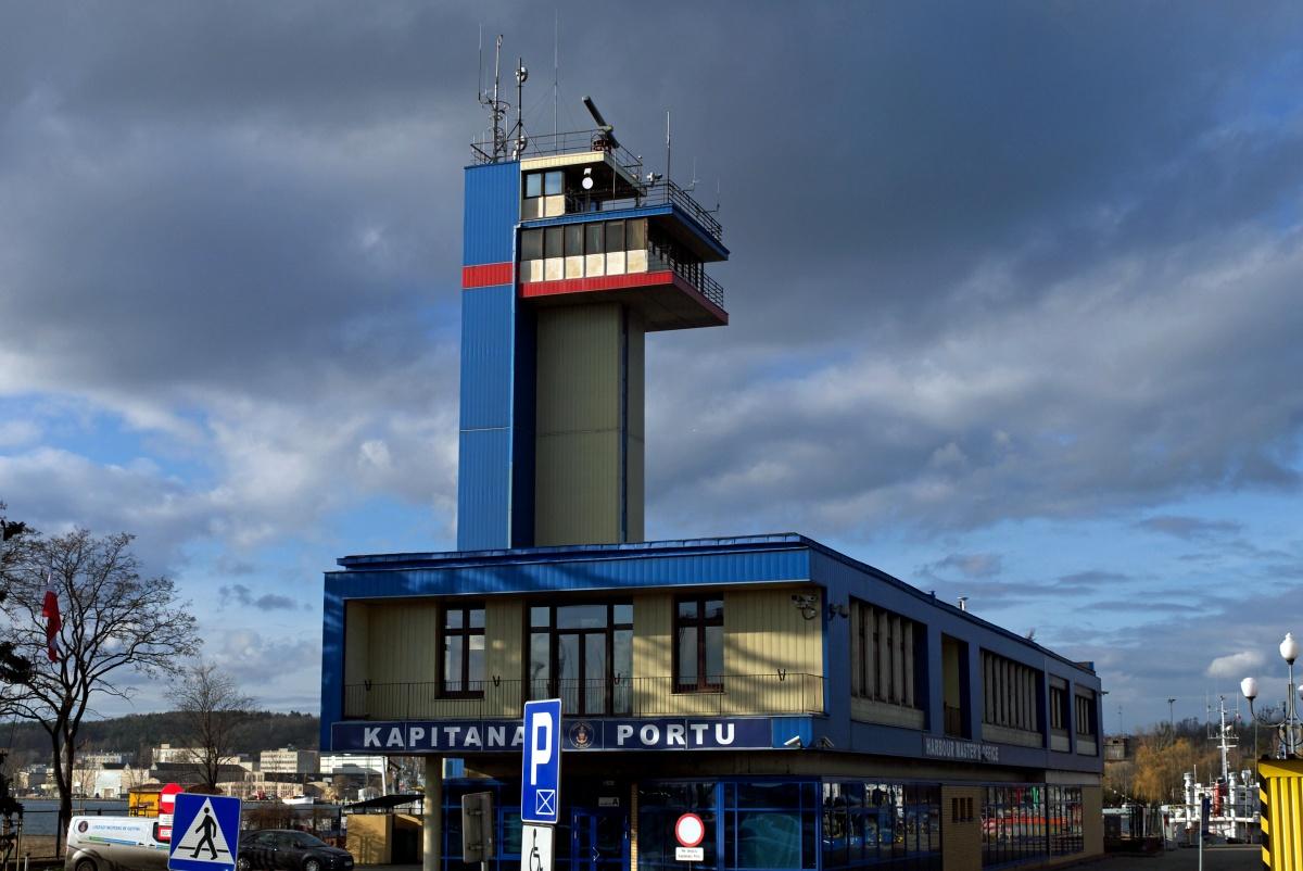 Kapitanat Portu w Gdyni