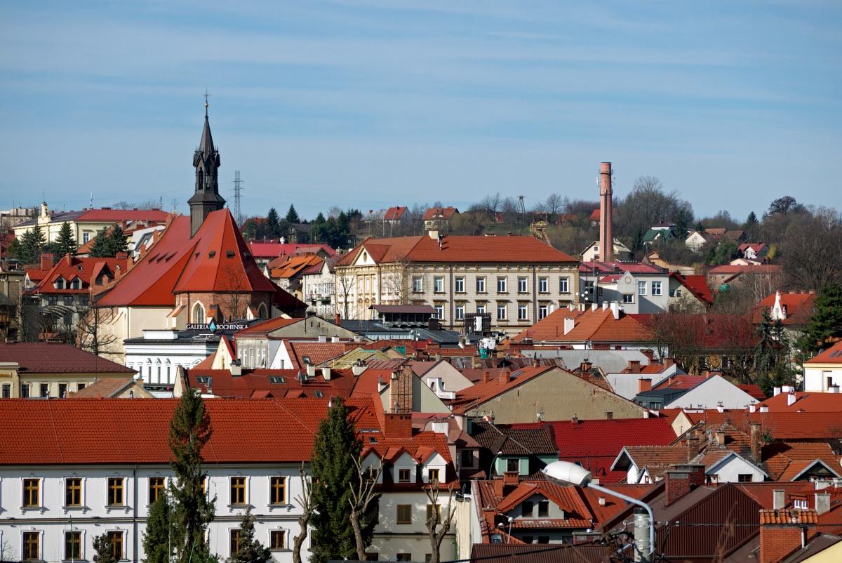 Panorama Bochni