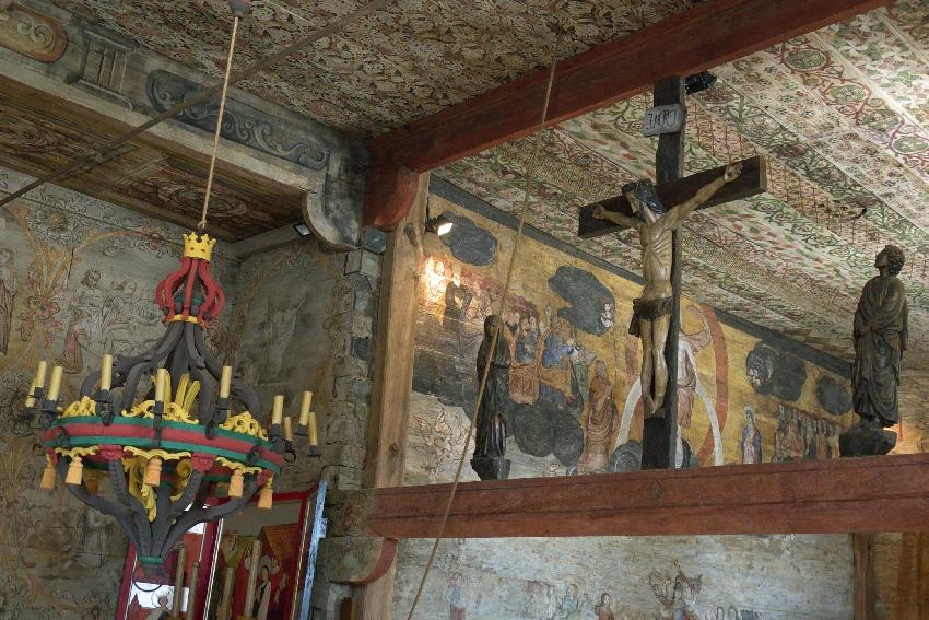 Lipnica Murowana - kościół św. Leonarda