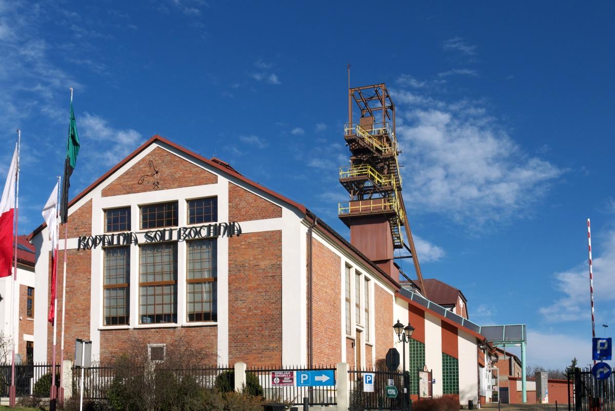 Atrakcje kopalni soli w Bochni
