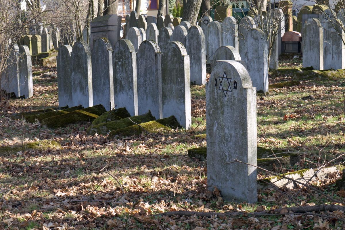 Cmentarz żydowski w Bochni