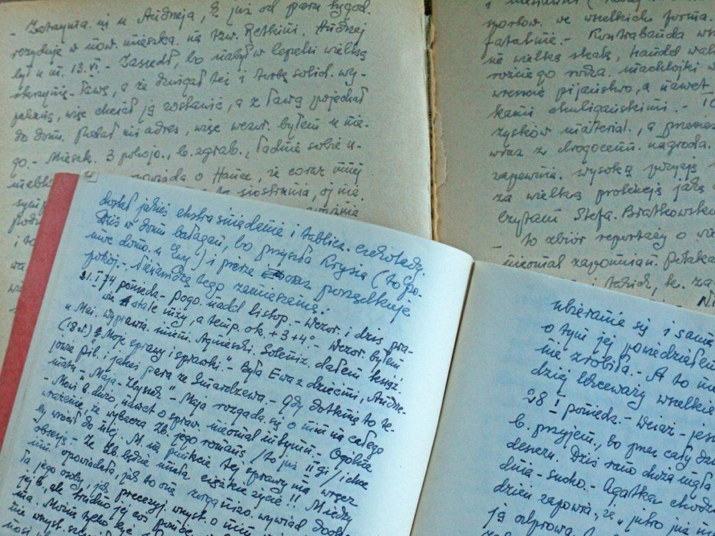pamiętniki dziadka