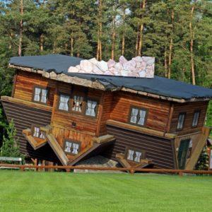 """Kaszuby - Szymbark, to nie tylko """"Dom do góry nogami"""""""