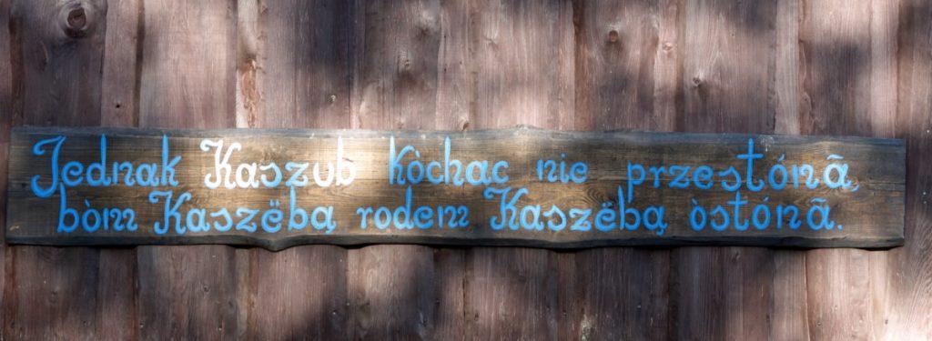 Kaszubski jezyk
