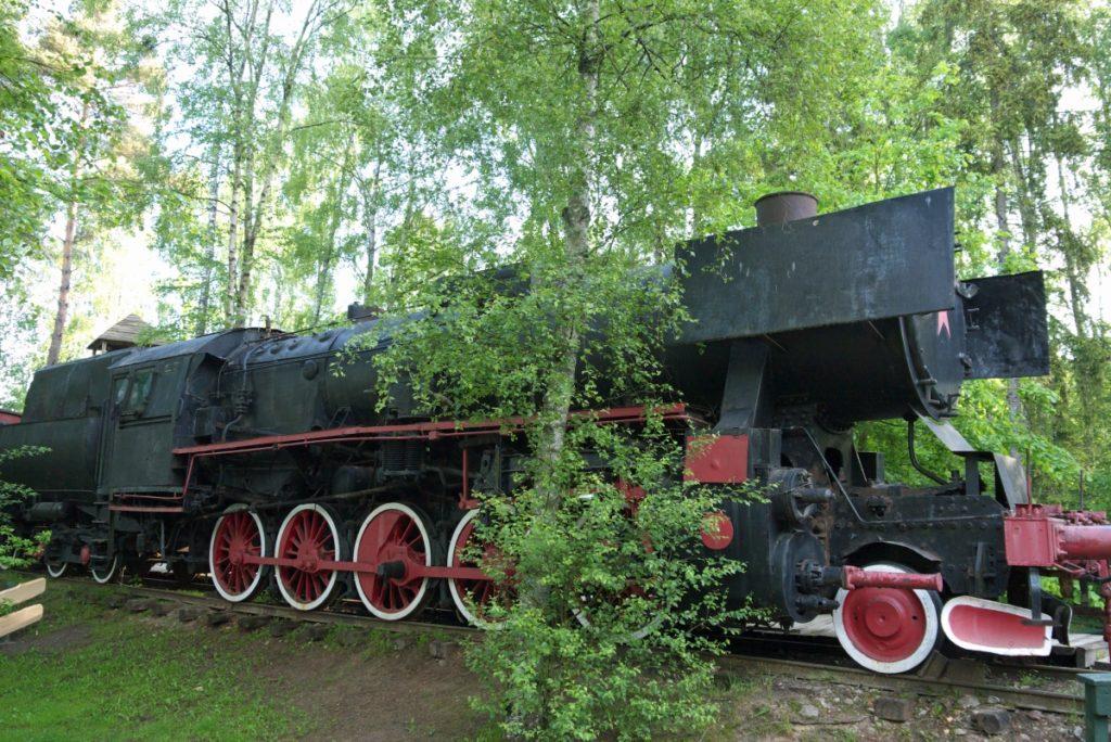 lokomotywa Szymbark