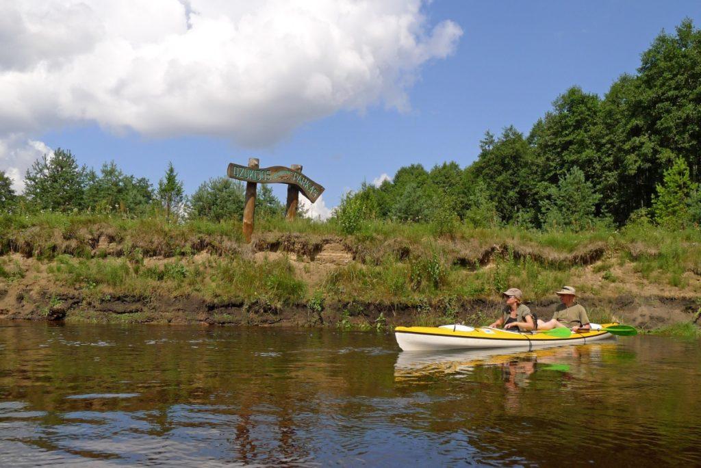 Spływy w krajach nadbałtyckich