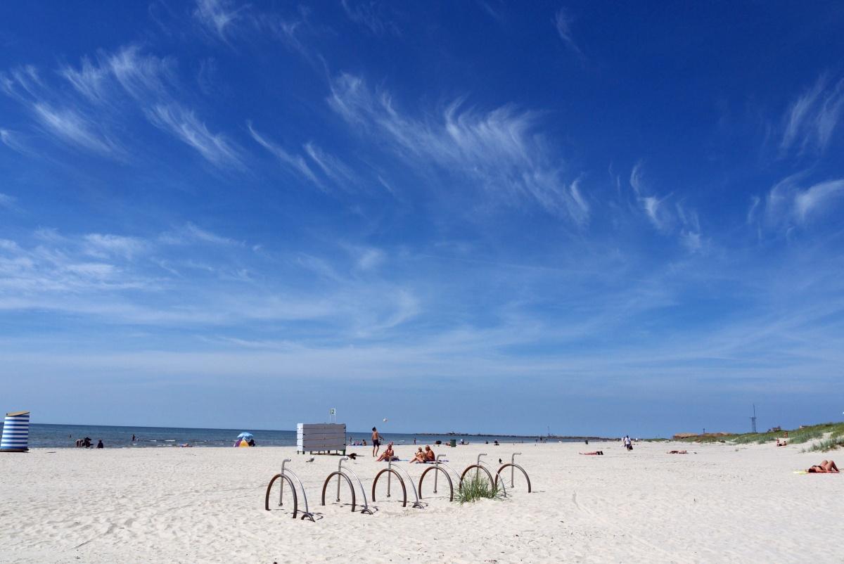 Nad morzem na Litwie i Łotwie