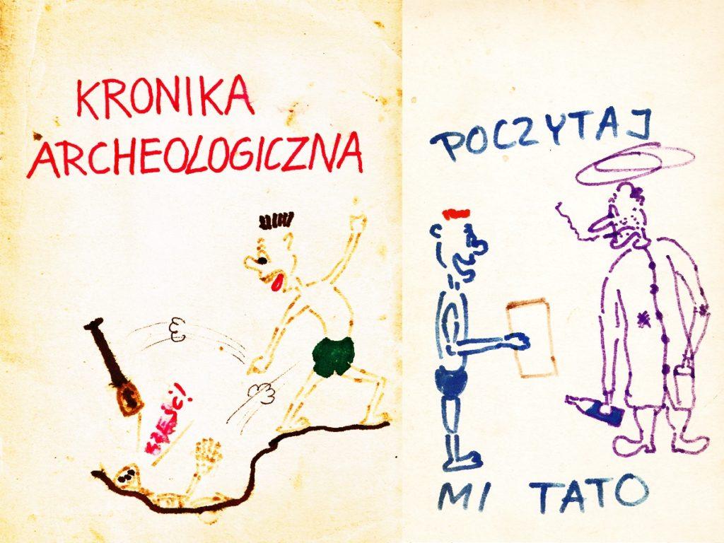 kronika archeologiczna