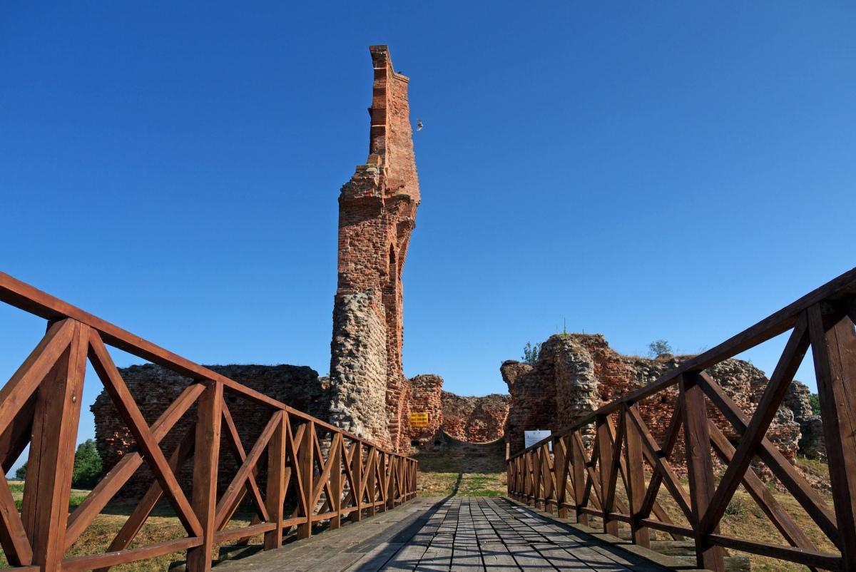 zamek Besiekiery