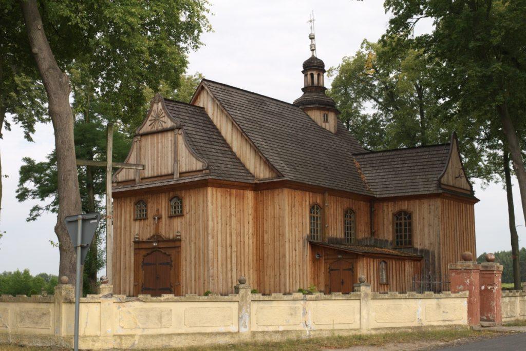 kościół w Kałowie