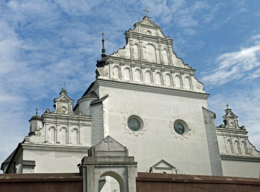 kościół św. Katarzyny - Poddębice