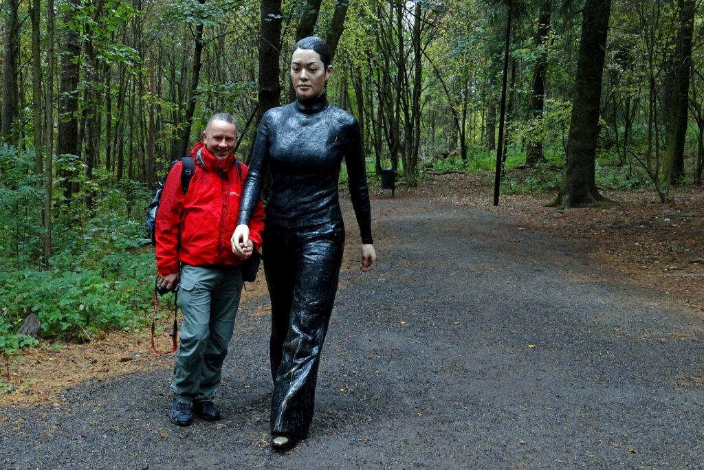 Zwiedzanie Oslo i okolic - park Ekeberg