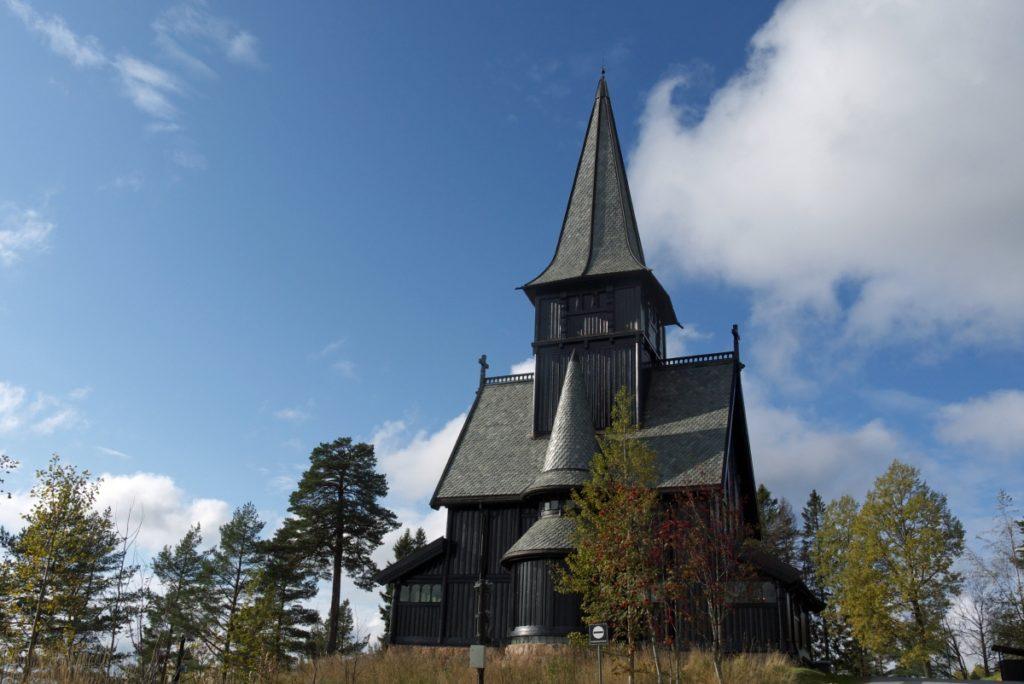 Holmenkollen kościół
