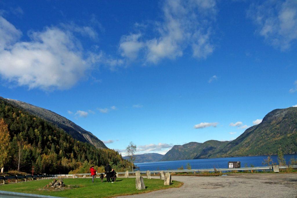 zwiedzanie Oslo i okolic. Jezioro Tinnsjå