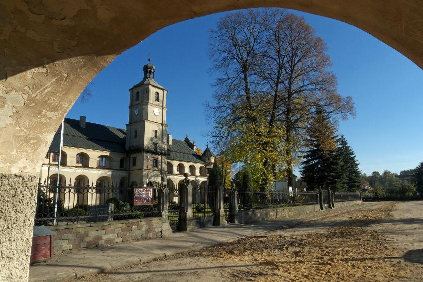 Wąchock klasztor cystersów