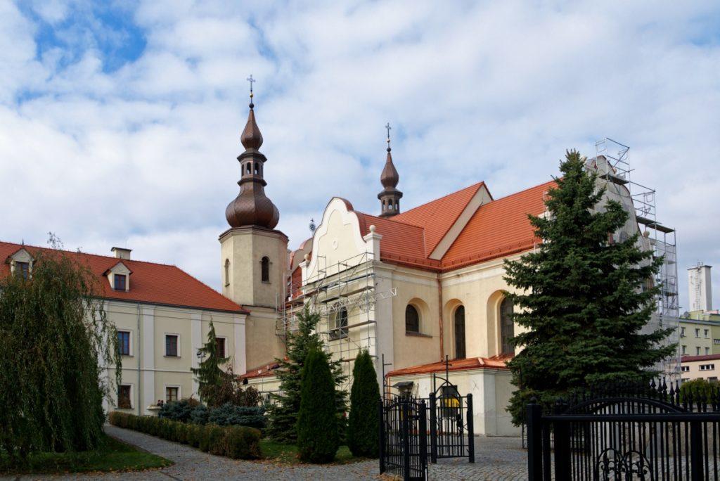 Kościół Paulinów Wieruszów