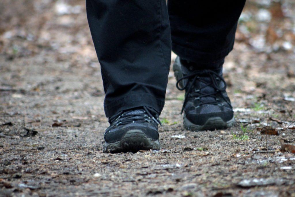 na szlaku pieszym