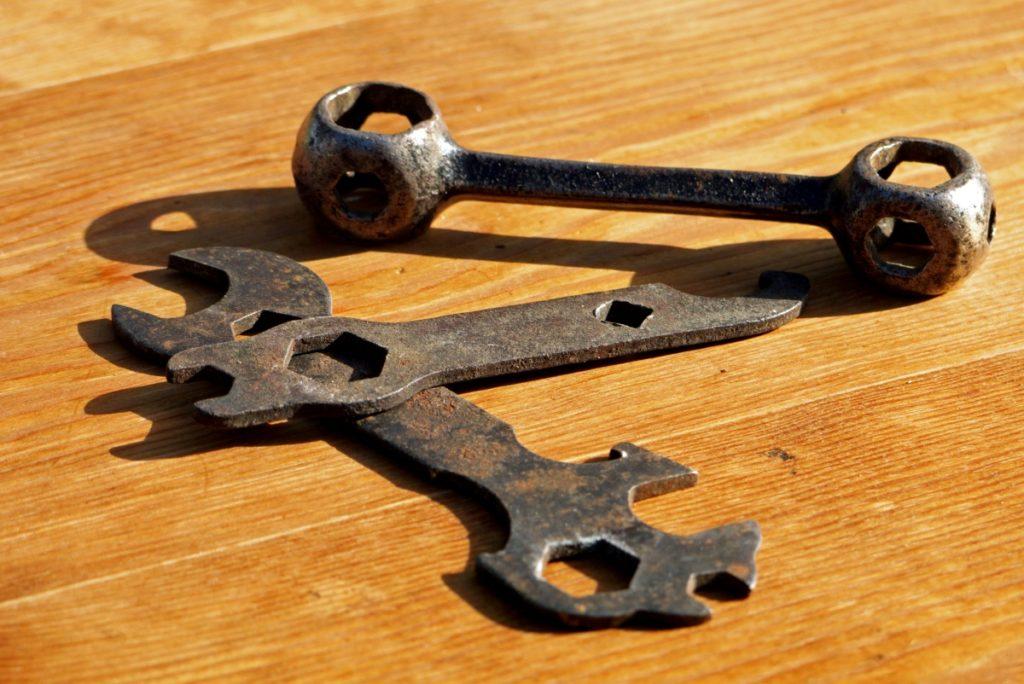 narzędzia rowerowe