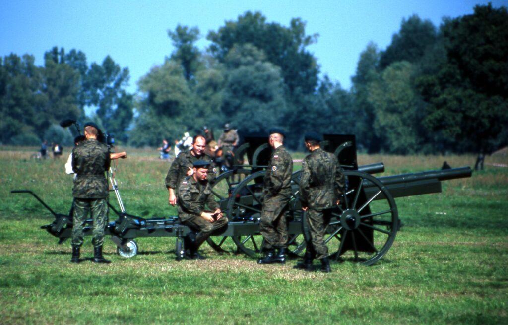 rekonstrukcja bitwa nad Bzurą