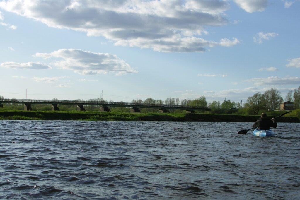 rzeka Bzura kajaki