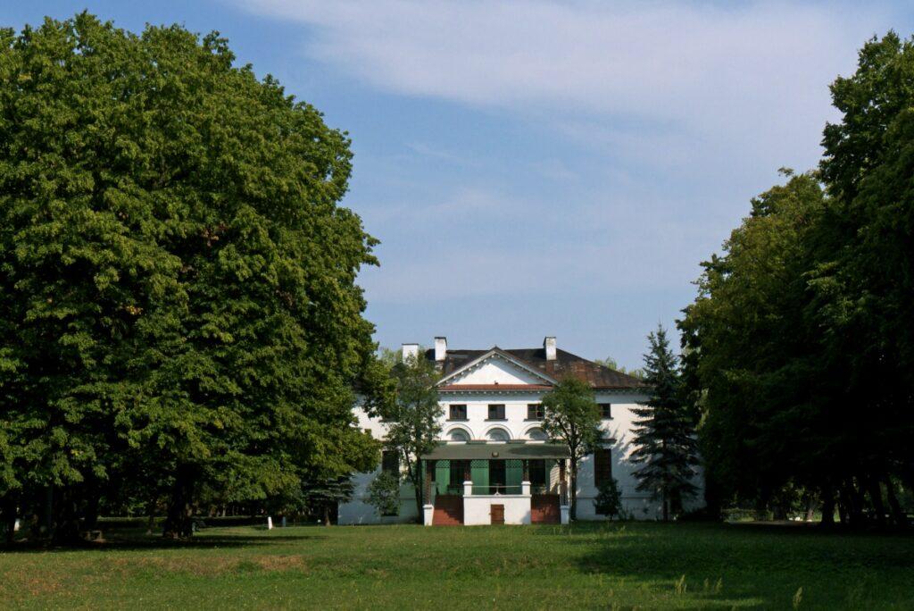 Dwór w Kiernozi