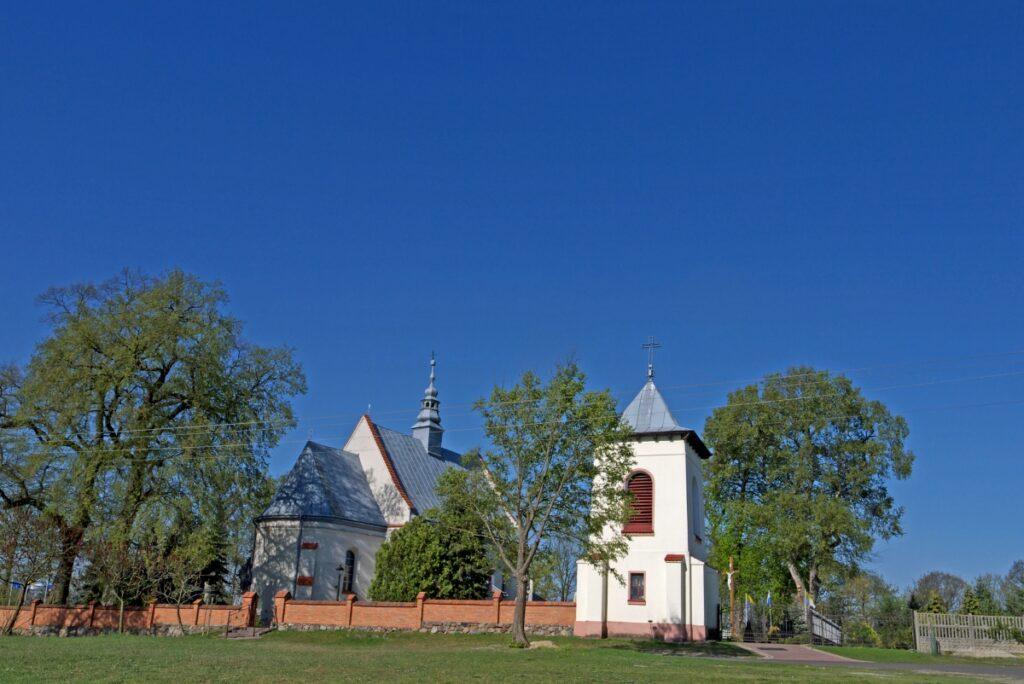 Grodzisko renesansowy kościół