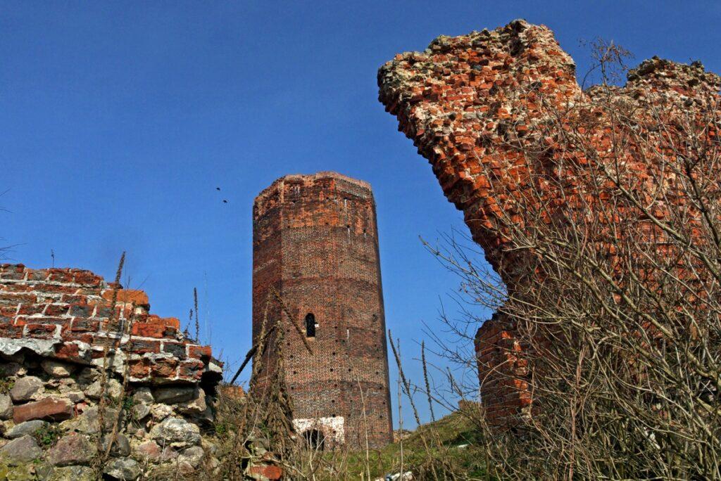 zamek w Bolesławcu nad Prosną