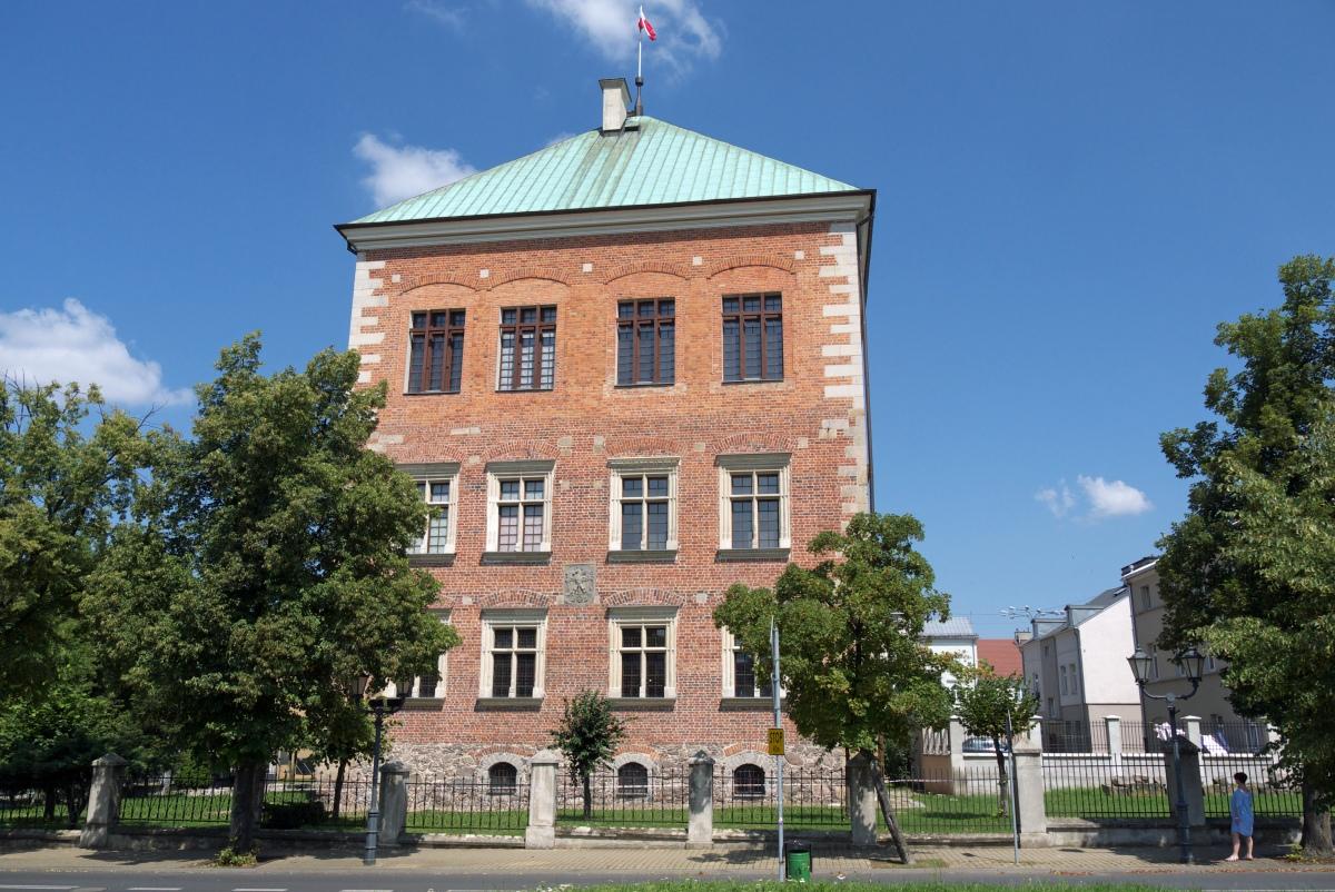 zamek w Piotrkowie Trybunalskim